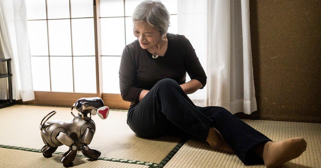 Noul robot Aibo al Sony s-ar putea lansa luna viitoare