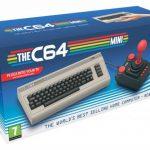 O consola de jocuri Commodore 64 mini anuntata pentru 2018