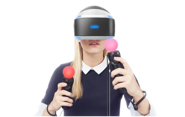 Sony anunt un model PlayStation VR actualizat