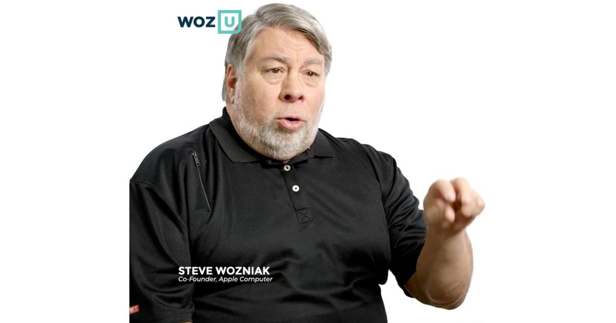 Steve Wozniak de la Apple si-a creat propria universitate online