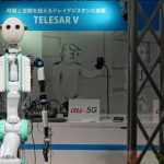 Telesar V este un robot controlat prin realitate virtuala