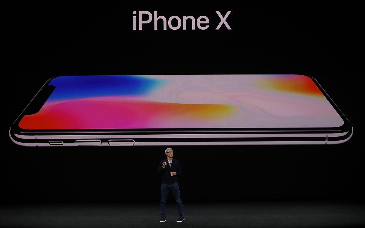 iPhone X de 256GB este optiunea mai populara printre consumatori