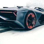 Lamborghini dezvaluie un concept de supermasina care se repara singura