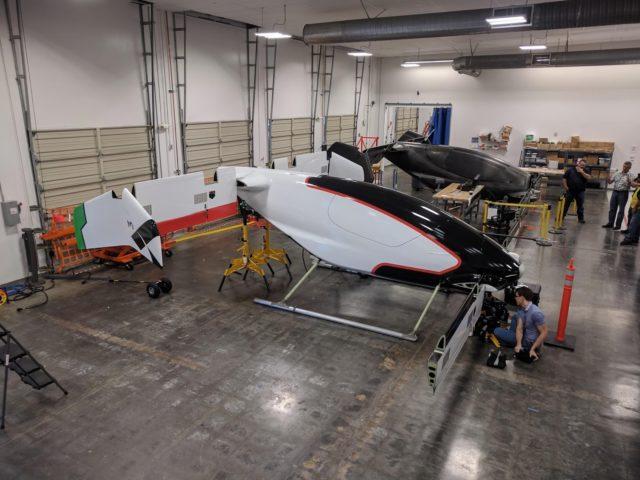 Masina zburatoare a Airbus va fi testata pana la sfarsitul anului