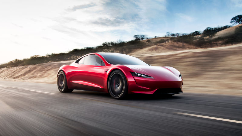 Modul Plaid al Tesla Roadster a fost demonstrat intr-un clip video