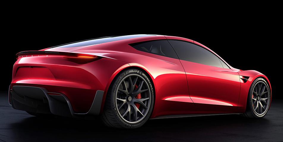 Noua masina Roadster a Tesla este cea mai rapida masina de productie din lume, se pare