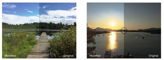 Retelele neurale ofera telefonului o calitate DSLR a fotografiilor