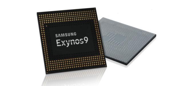 Samsung anunta discret procesorul lui Galaxy S9