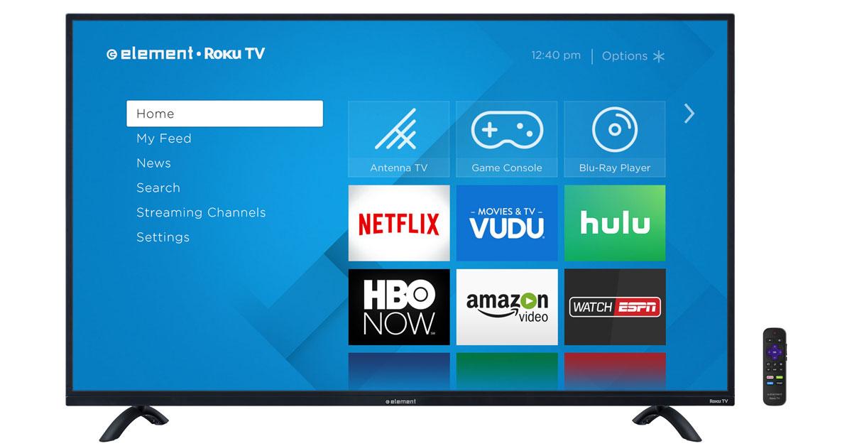 Televizoarele Philips vor veni cu sistemul de operare Roku OS