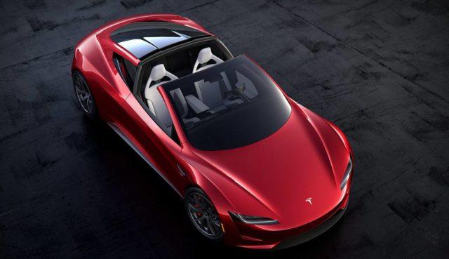 Tesla Roadster ar putea fi chiar mai rapida cu niste optiuni speciale