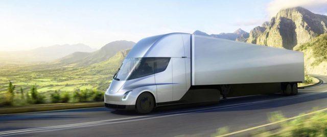 Tesla Semi este camionul electric al viitorului