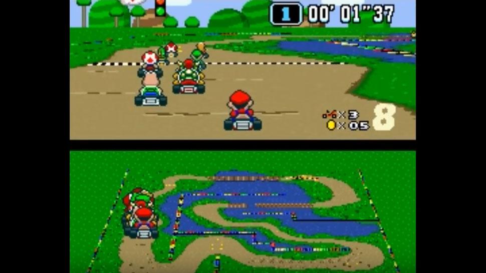 Un programator invata o retea neurala sa joace si sa castige la jocul Mario Kart