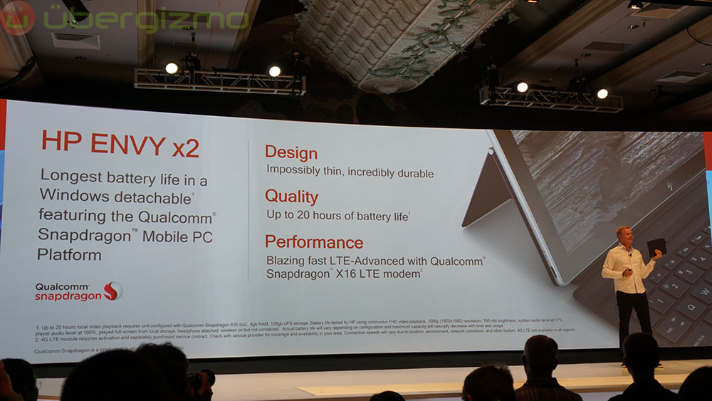 Au aparut laptopuri ASUS si HP cu cipuri Snapdragon 835 de la Qualcomm