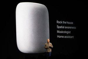 Companiei Apple ii pare rau de intarzierea boxei HomePod