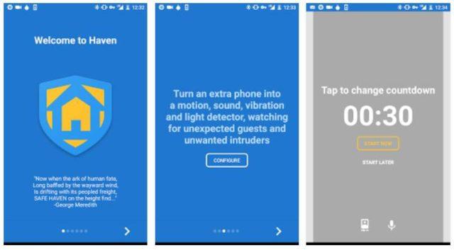 Edward Snowden lanseaza o aplicatie de smartphone care iti protejeaza laptopul