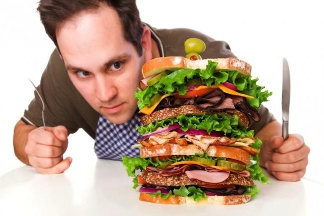 Mancarea fast-food este preparata pentru a fi mancata repede