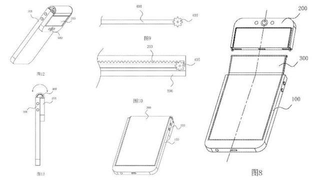 OPPO breveteaza un smartphone pliabil pe cont propriu