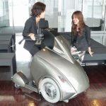 Scaunul cu rotile robotic Rodem nu seamana cu nimic altceva
