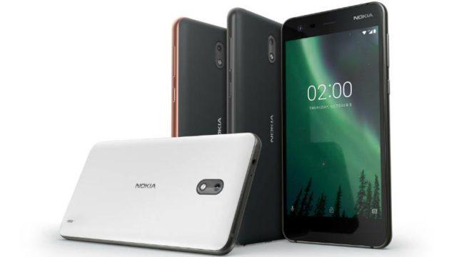 Smartphone-ul Nokia 2 a fost anuntat oficial cu o baterie de 4100mAh