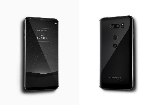 Smartphone-ul de lux LG Signature Edition te va costa 1800 de dolari si nu se zgarie