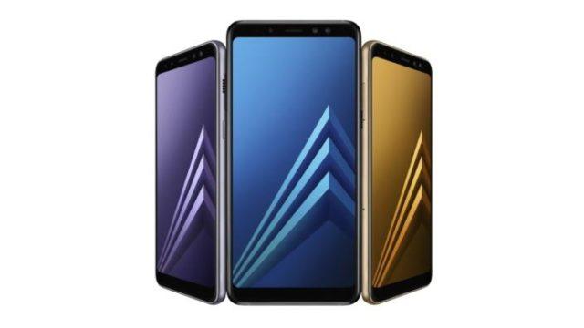 Telefoanele Samsung Galaxy A8 (2018) si A8+ (2018) au fost anuntate oficial - specificatii