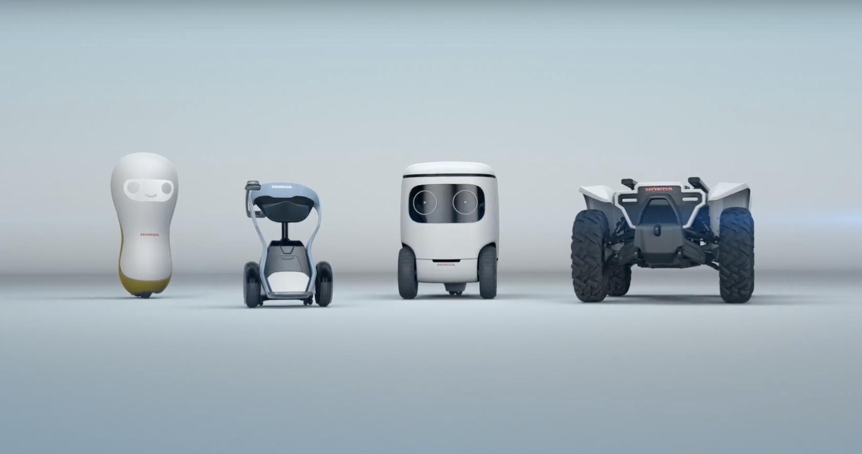 VIDEO Acesti noi roboti Honda care ajuta oamenii arata bine
