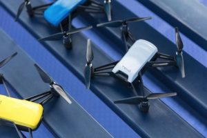 DJI si Ryze dezvaluie Tello, o drona de 99 de dolari