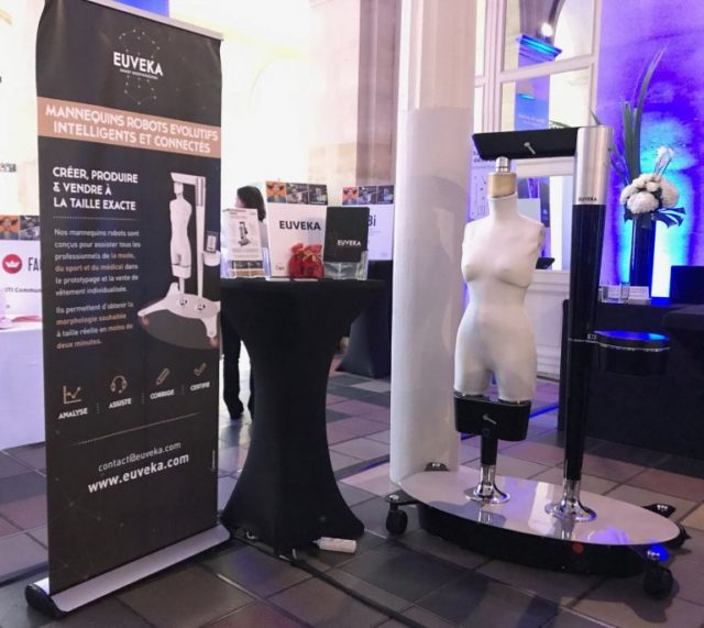 Manechinul robotic Euveka vrea sa perturbe industria imbracamintei