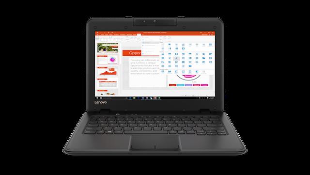 Microsoft concureaza cu Chromebook-urile cu laptopuri Windows 10 de la 189 de dolari