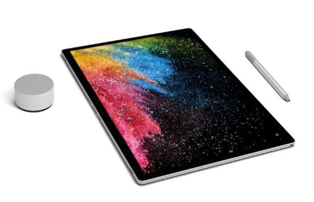 Microsoft lanseaza Surface Book 2 de 15 inci pe toate pietele