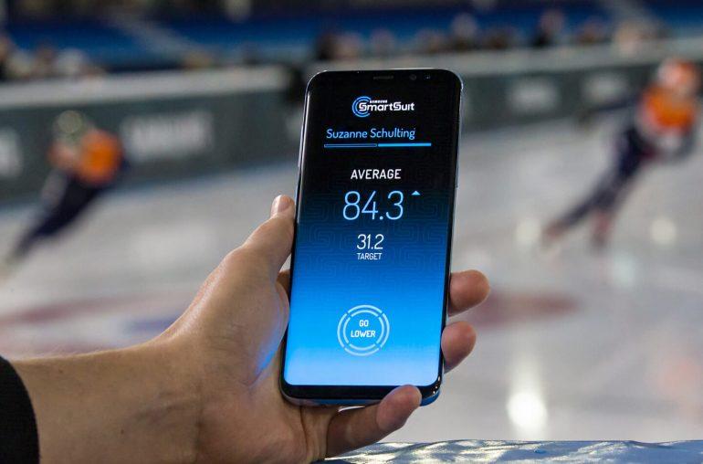 Samsung creeaza un costum inteligent SmartSuit pentru patinatorii de la Jocurile Olimpice