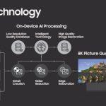 Samsung foloseste AI pentru a transforma continutul video in 8K