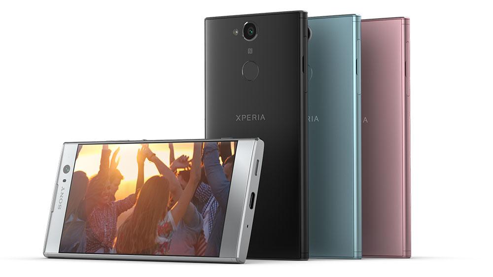 Telefonul Sony Xperia XA2 a fost anuntat - specificatii oficiale