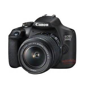 Camera DSLR Canon EOS Rebel T7 ieftina a fost anuntata - specificatii si pret