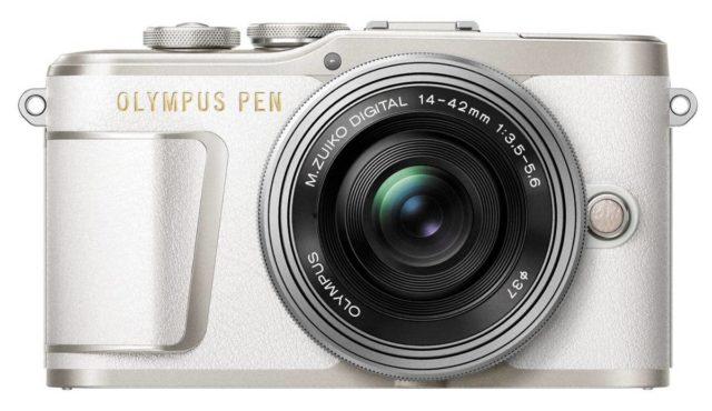 Camera Olympus PEN E-PL9 a fost anuntata - specificatii oficiale