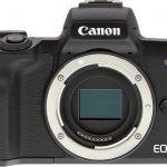 Canon anunta EOS M50, prima sa camera mirrorless 4K - specificatii si pret