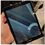 S-ar putea ca prima tableta cu sistemul de operare Chrome OS a fost dezvaluita