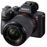 Sony lanseaza noua camera mirrorless A7 III - specificatii si pret
