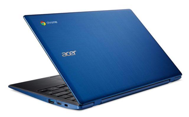 Un nou laptop Acer Chromebook 11 a fost anuntat - specificatii si pret oficiale