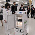 Un spital din Japonia foloseste roboti pentru turele de noapte