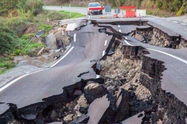 2. Au loc in medie 1500 de cutremure anual in Japonia din cauza localizarii tarii in Cercul de Foc (dar majoritatea dintre ele nu pot fi simtite)