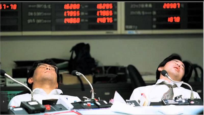 5. In unele companii ti se permite sa dormi in timpul orelor de lucru, pentru ca esti perceput ca fiind obosit dupa multa munca