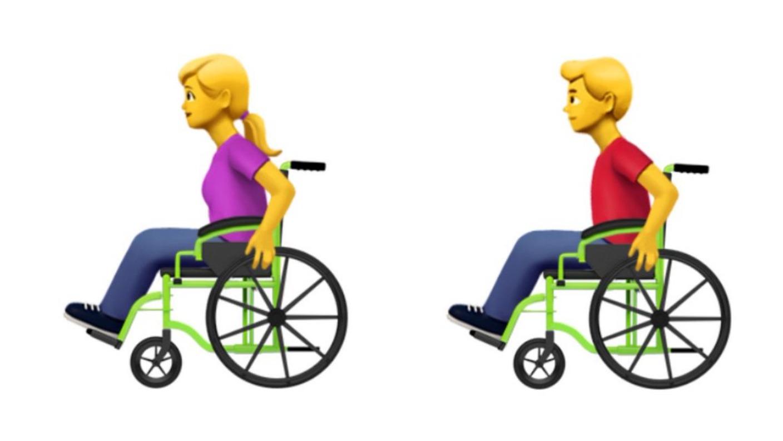 Apple propune noi emoji-uri pentru oamenii cu dizabilitati