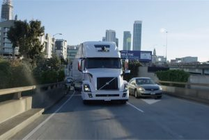Camioanele fara sofer ale Uber au inceput sa transporte marfuri