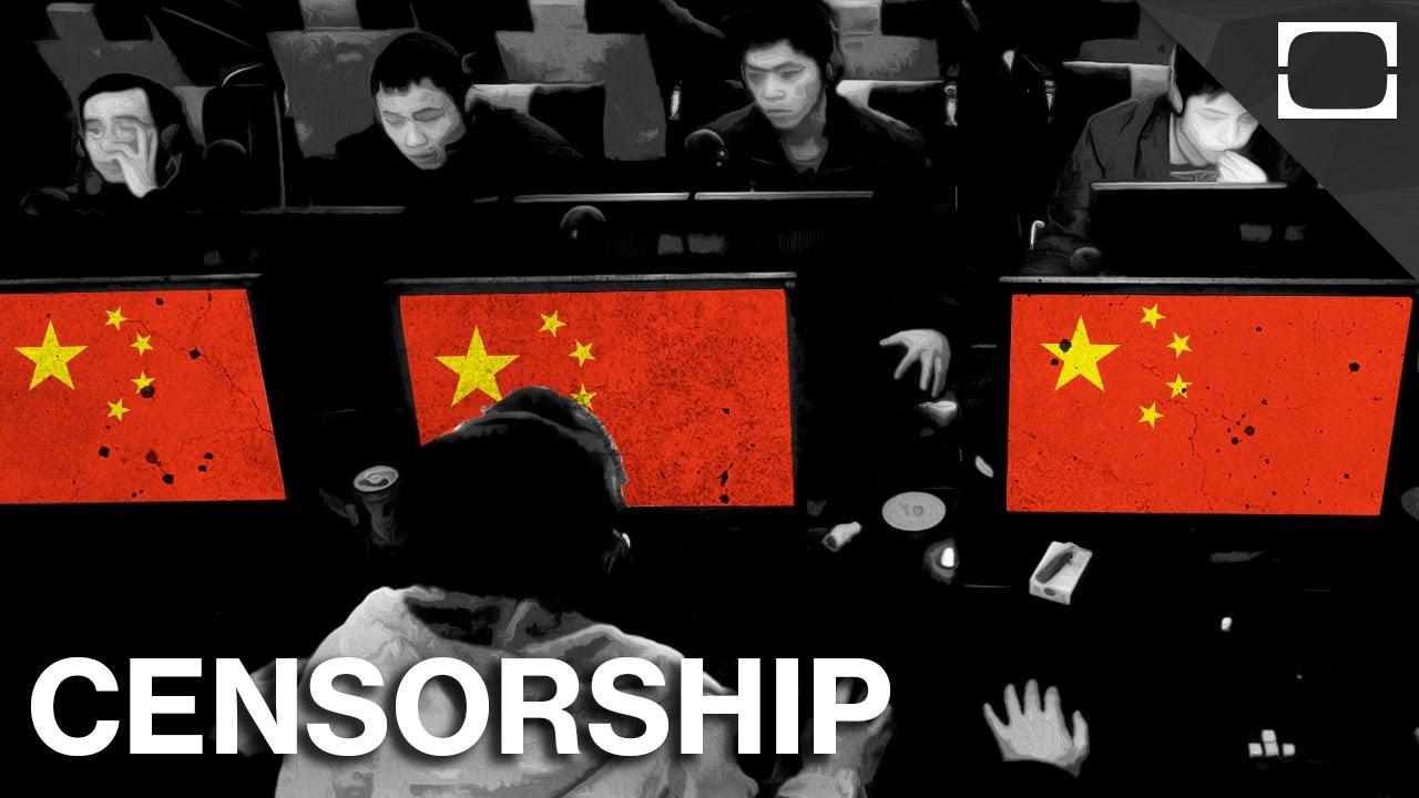 China interzice temporar litera N pe internet