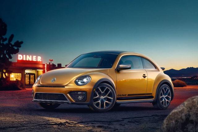 Emblematica masina Volkswagen Beetle va fi abandonata