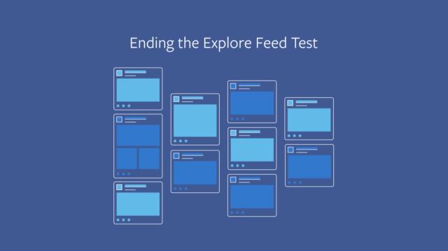 Facebook renunta la planurile pentru doua fluxuri de stiri separate