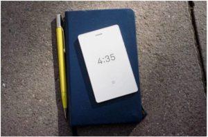 Light Phone 2 vrea sa incheie distragerea atentiei de catre smartphone-uri