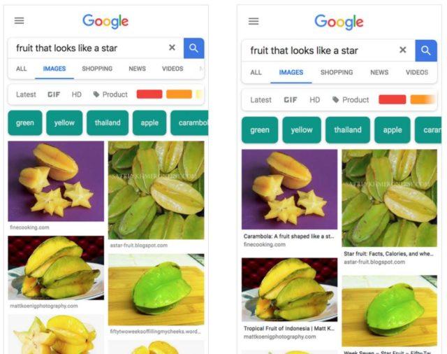 Motivul pentru care Google Imagini va adauga subtitluri pentru telefoanele mobile