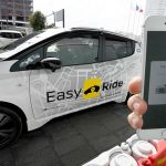Serviciul de taxi fara sofer al Nissan a fost lansat in Japonia